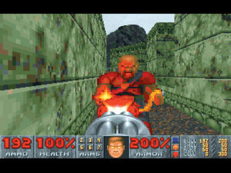 Скриншот №3 к DOOM II