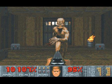 Скриншот №2 к DOOM II