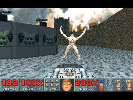 Скриншот №4 к DOOM II