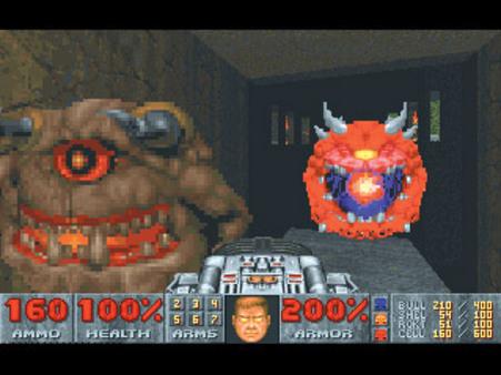 Скриншот №5 к DOOM II