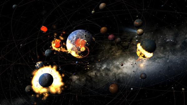 скриншот Universe Sandbox 2 5