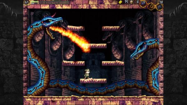 скриншот La-Mulana 2