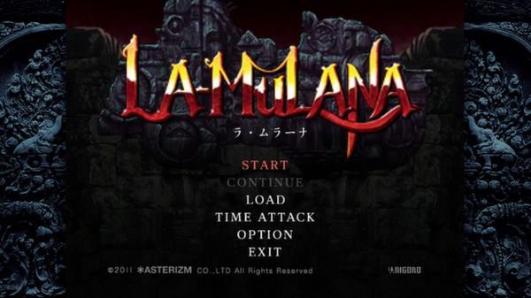скриншот La-Mulana 0