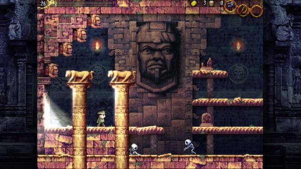 скриншот La-Mulana 4