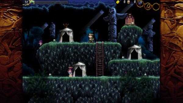 скриншот La-Mulana 1