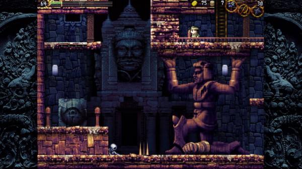 скриншот La-Mulana 3