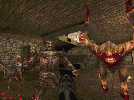 Quake скриншот