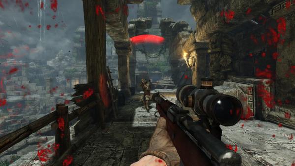 Скриншот №7 к Deadfall Adventures