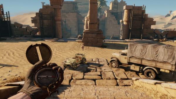 Скриншот №14 к Deadfall Adventures