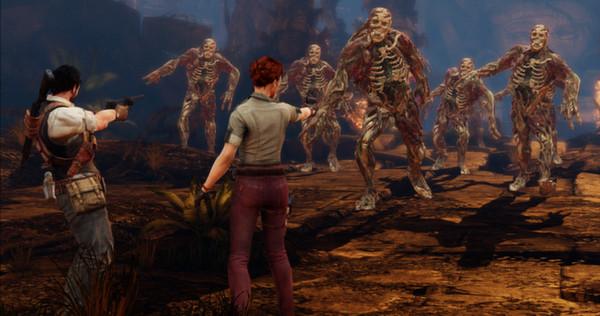 Скриншот №4 к Deadfall Adventures