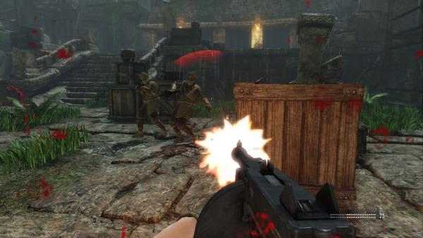 Скриншот №19 к Deadfall Adventures