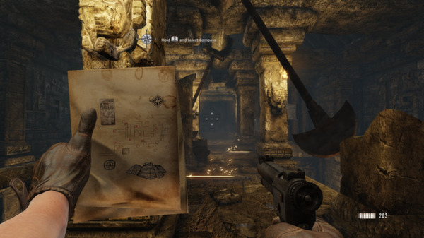 Скриншот №17 к Deadfall Adventures