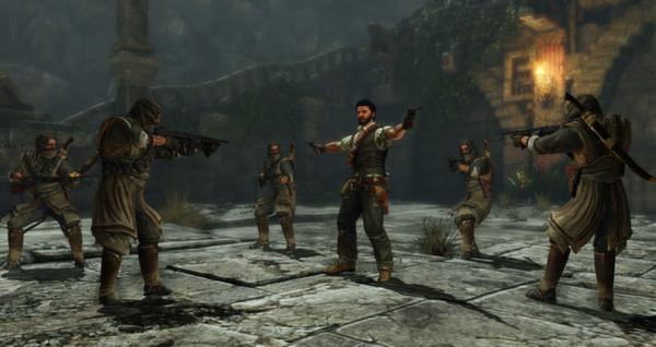 Скриншот №2 к Deadfall Adventures