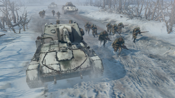 Company of Heroes 2 скриншот