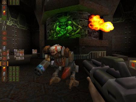 скриншот QUAKE II 1