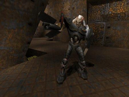 скриншот QUAKE II 3