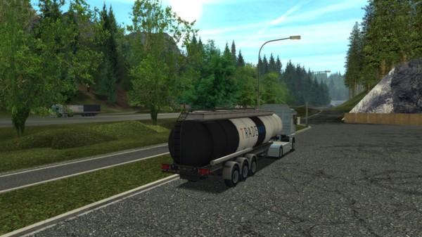 Скриншот №13 к Euro Truck Simulator