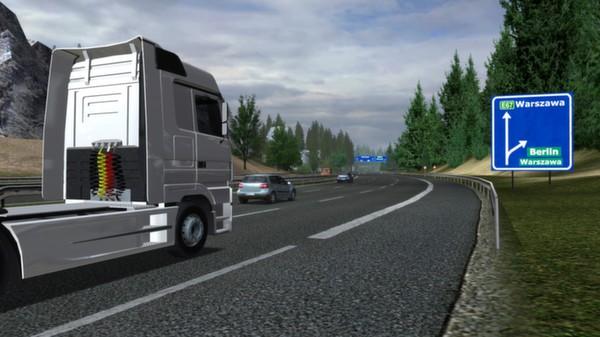 Скриншот №11 к Euro Truck Simulator