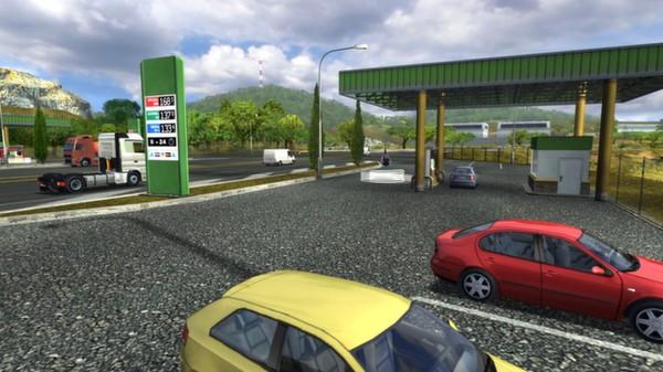 Скриншот №9 к Euro Truck Simulator