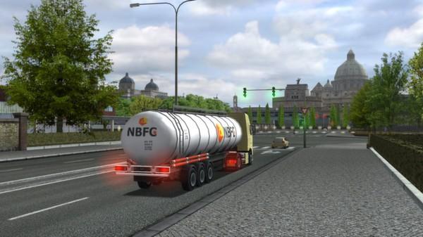 Скриншот №14 к Euro Truck Simulator