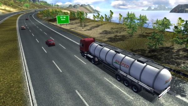 Скриншот №7 к Euro Truck Simulator