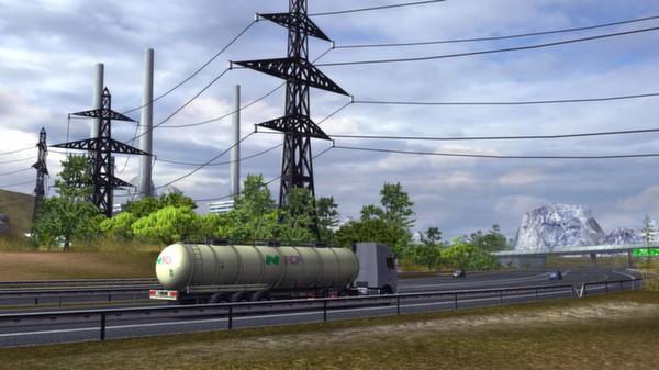 Скриншот №12 к Euro Truck Simulator