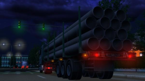 Скриншот №6 к Euro Truck Simulator