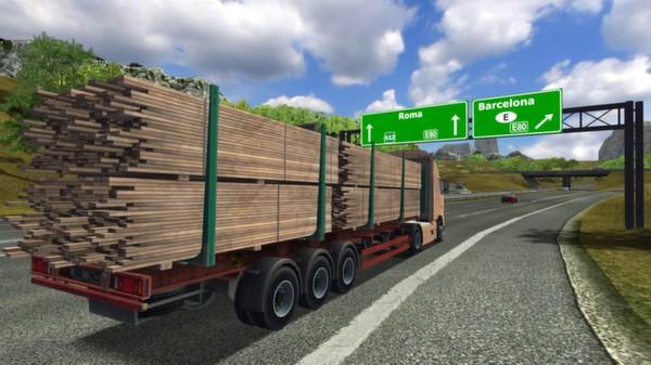 Скриншот №8 к Euro Truck Simulator