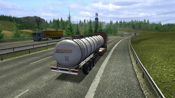 Скриншот №2 к Euro Truck Simulator