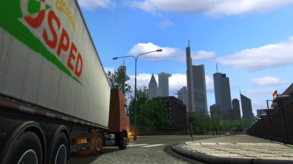 Скриншот №4 к Euro Truck Simulator