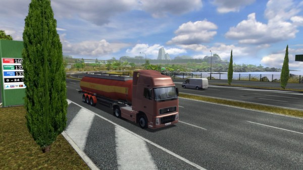 Скриншот №10 к Euro Truck Simulator