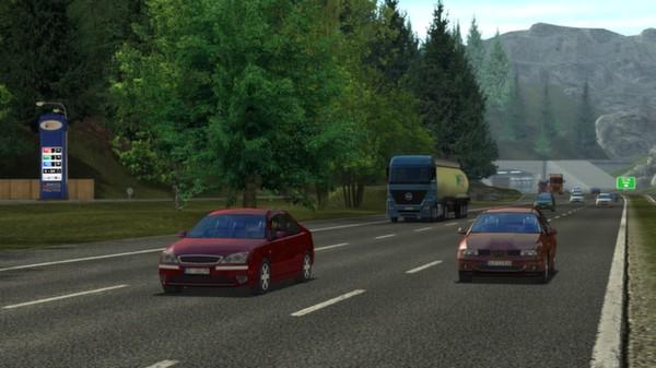 Скриншот №5 к Euro Truck Simulator