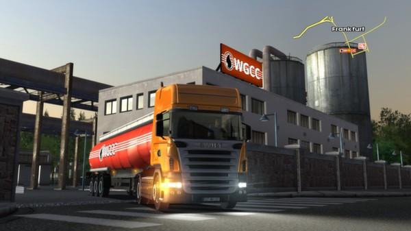Скриншот №1 к Euro Truck Simulator