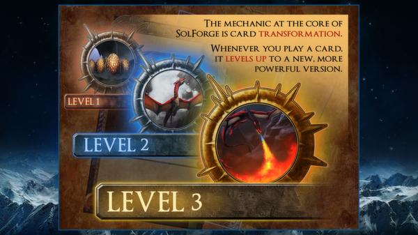 SolForge screenshot
