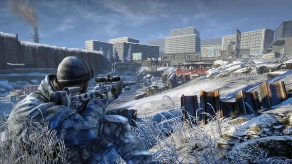 Скриншот №2 к Sniper Ghost Warrior 2 Siberian Strike