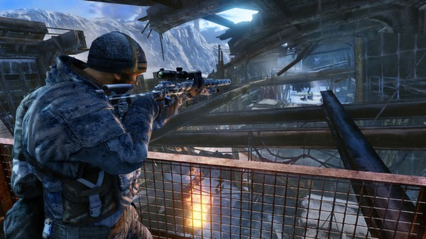 Скриншот №1 к Sniper Ghost Warrior 2 Siberian Strike