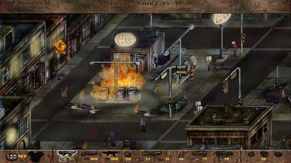 POSTAL скриншот