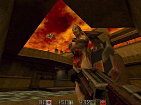 скриншот QUAKE II Mission Pack: The Reckoning 0