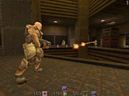 скриншот QUAKE II Mission Pack: The Reckoning 1