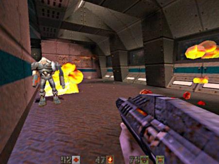 скриншот QUAKE II Mission Pack: The Reckoning 3