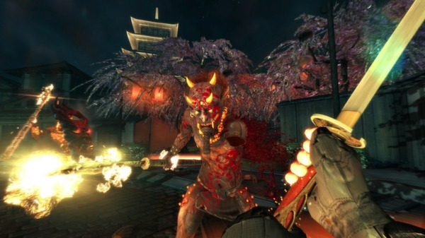 Скриншот №1 к Shadow Warrior