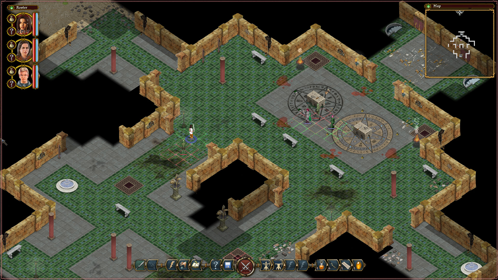 Avadon 2: The Corruption Screenshot 3