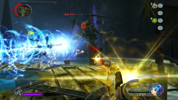Скриншот №10 к Sudeki