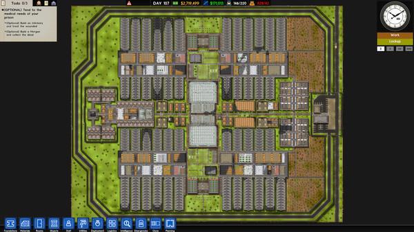Prison Architect скриншот