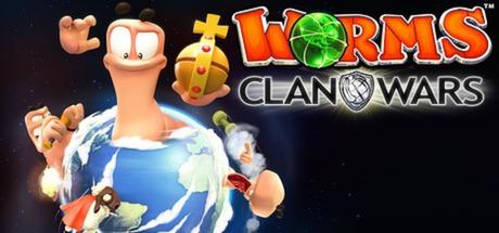 Game Banner Worms Clan Wars