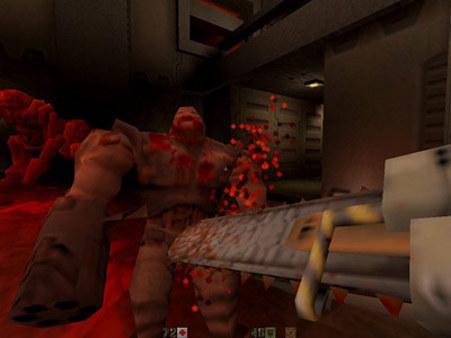 скриншот QUAKE II Mission Pack: Ground Zero 0