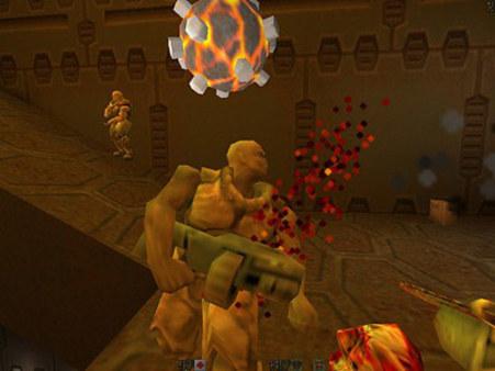 скриншот QUAKE II Mission Pack: Ground Zero 2