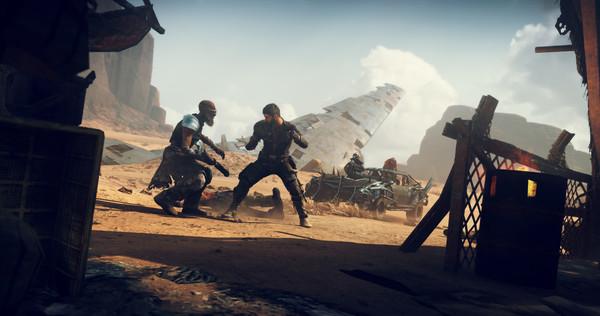 Скриншот №3 к Mad Max