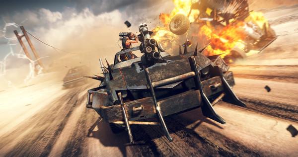 Mad Max скриншот