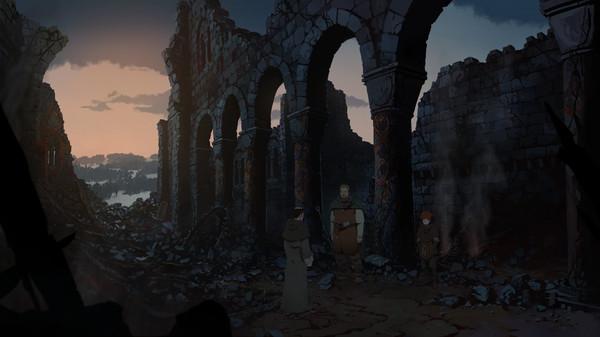 Ken Follett's The Pillars of the Earth (Pillars of the Earth) скриншот